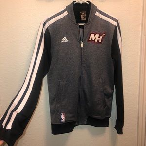 Miami Heat Adidas jacket